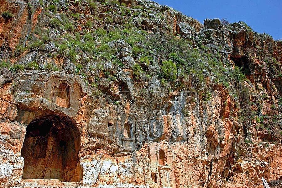 Banyas Caesarea Philippi 002