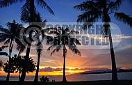 Hawaii Sunset 014
