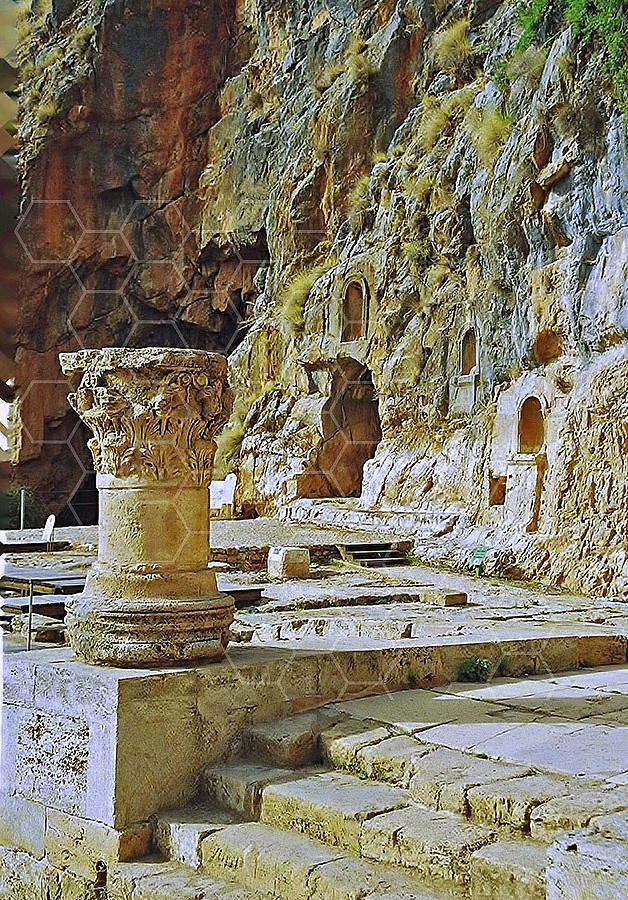 Banyas Caesarea Philippi 009