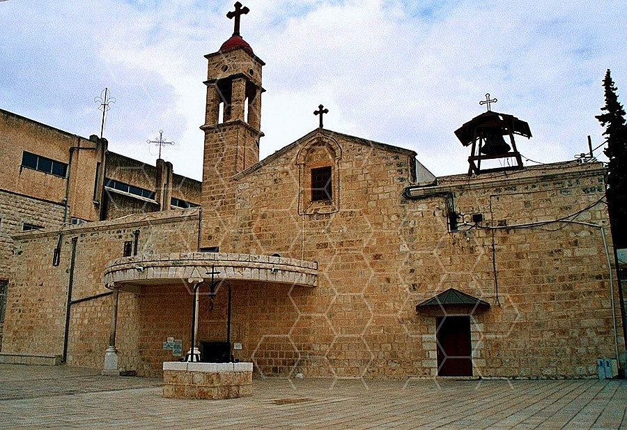 Nazareth Annunciation Church 001