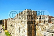 Jerusalem Old City  Walls 020