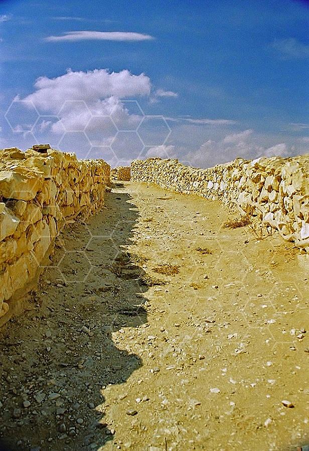 Tel Arad Walkway 002