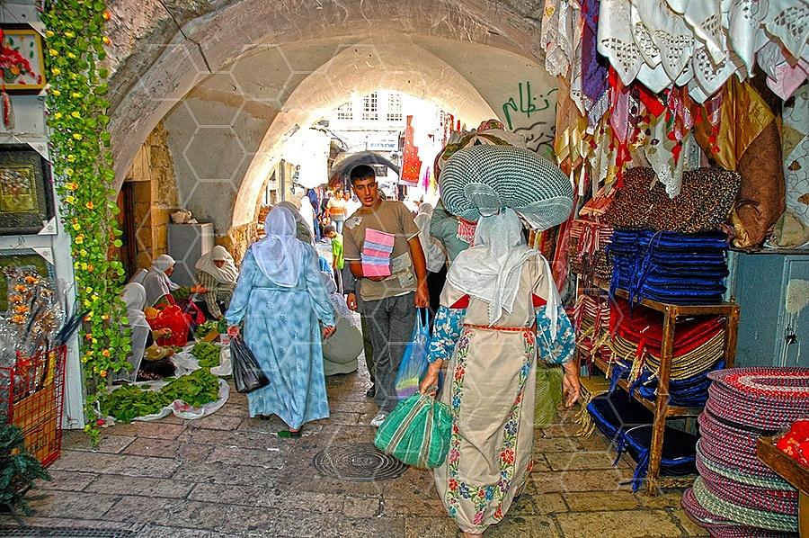 Jerusalem Old City Market 045
