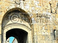 Jerusalem Old City Lions Gate 013