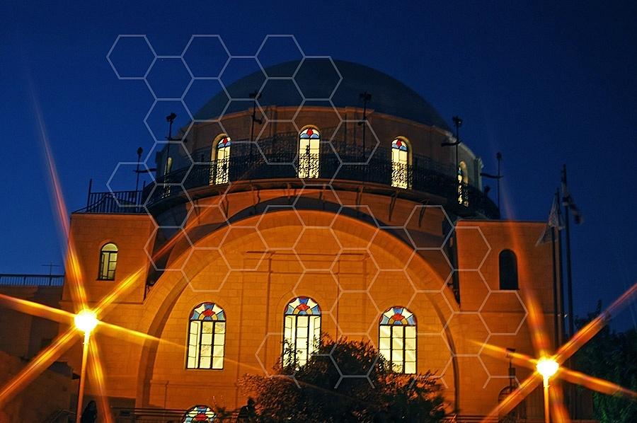 Jerusalem Old City Hurva Synagogue 006
