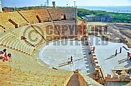Caesarea The Roman Theatre 002