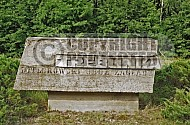 Treblinka Entrance To The Camp 0007