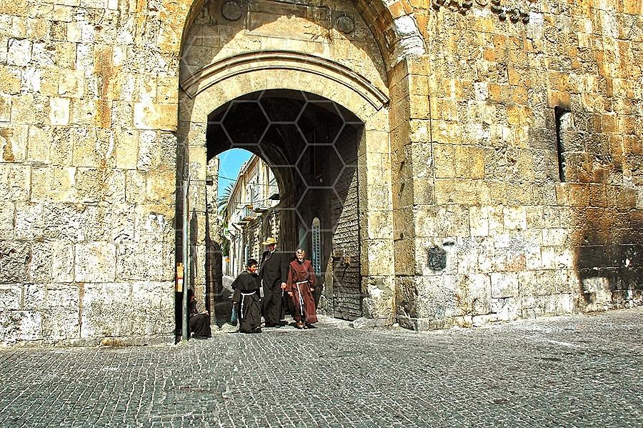 Jerusalem Old City Lions Gate 006