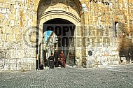 Jerusalem Old City Lions Gate 006