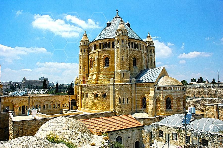 Jerusalem Dormaition Abbey 002