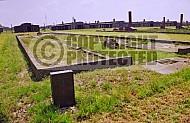 Birkenau Camp Barracks 0020
