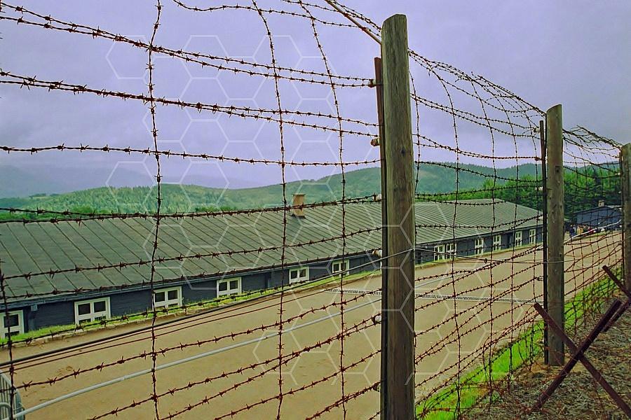Natzweiler-Struthof Barracks 0003