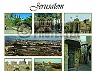Jerusalem Photo Collages 016