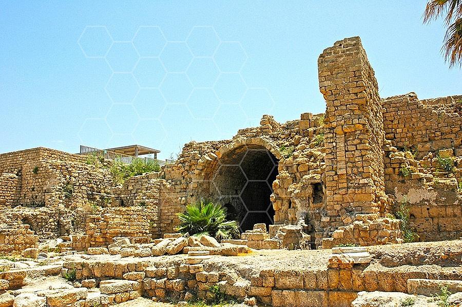 Caesarea Roman Ruins 001