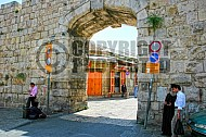 Jerusalem Old City New Gate 006