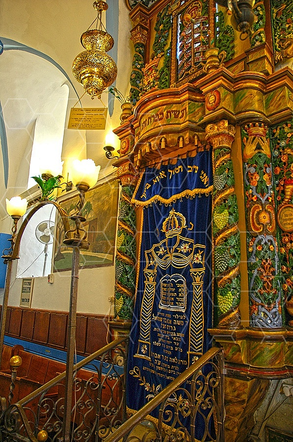 Safed Haari Ashkenazi Synagogue 004