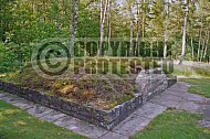 Bergen Belsen Memorial for Barracks 0009