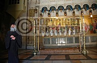 Jerusalem Holy Sepulchre Stone Of Anointing 001