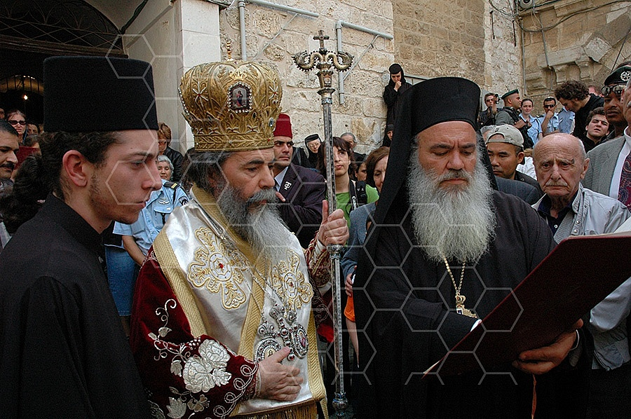 Greek Orthodox Washing Of The Feet 041