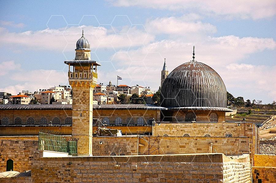 Jerusalem Old City Al-Aqsa Mosque 002