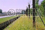 Dachau Fence and Wachtower 0007