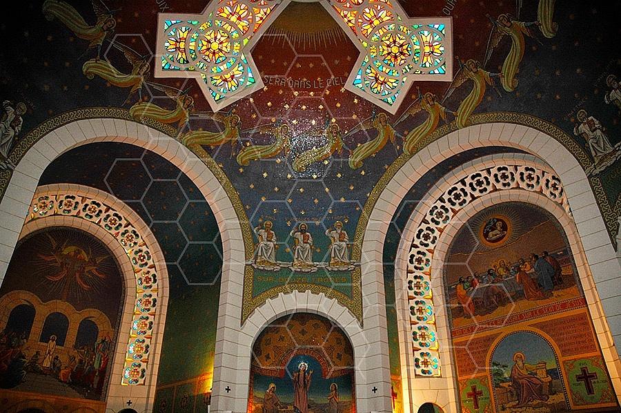 Jerusalem St Peter In Gallicanto 011