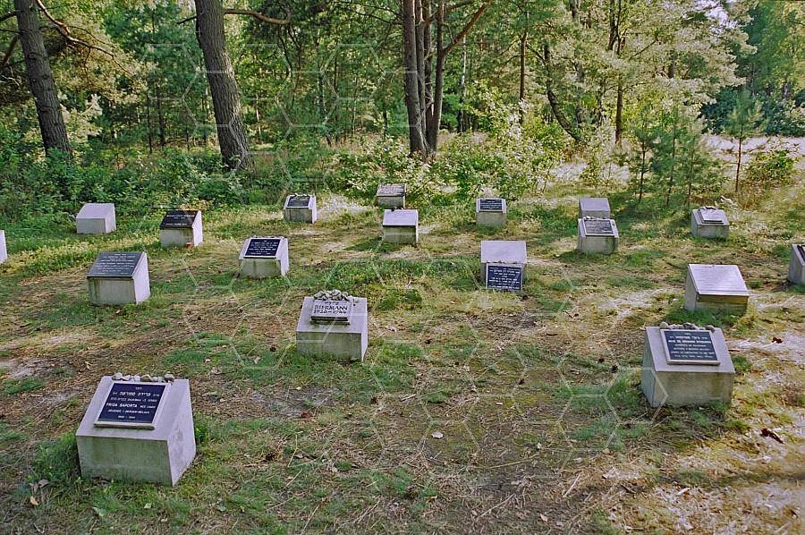 Bergen Belsen Jewish Memorial 0007