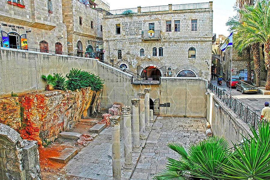 Jerusalem Old City Cardo 002
