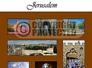 Jerusalem Photo Collages 012