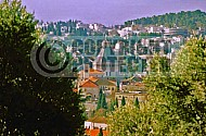 Nazareth City View and Basilica of The Annunciation 0002