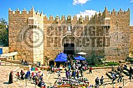 Jerusalem Old City Damascus Gate 002