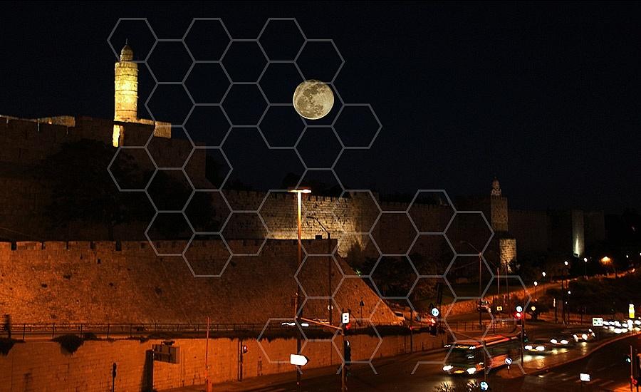 Jerusalem Old City David Tower 019