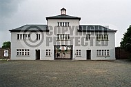 Sachsenhausen Entrance Gate 0005