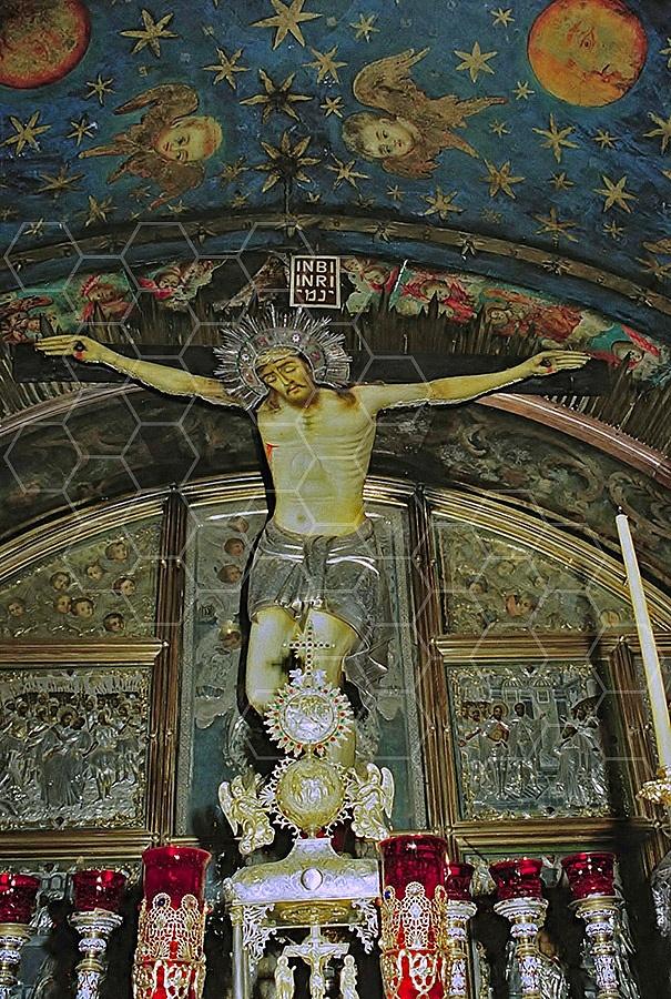 Jerusalem Holy Sepulchre Golgotha 044
