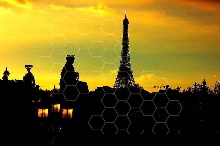 Paris - Eiffel Tower 0008