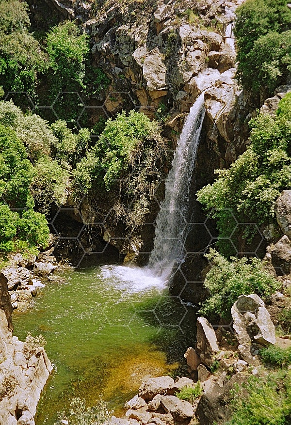 Sa'ar Waterfall 0009