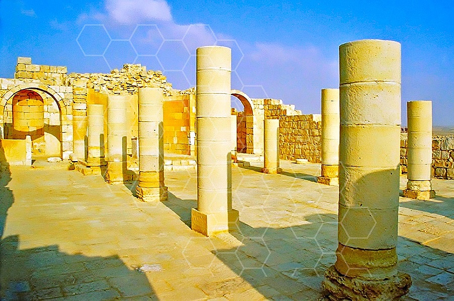 Avdat The Nabatean Temple 002