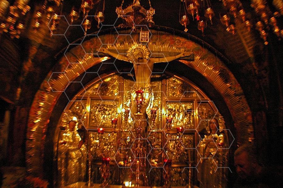Jerusalem Holy Sepulchre Golgotha 005