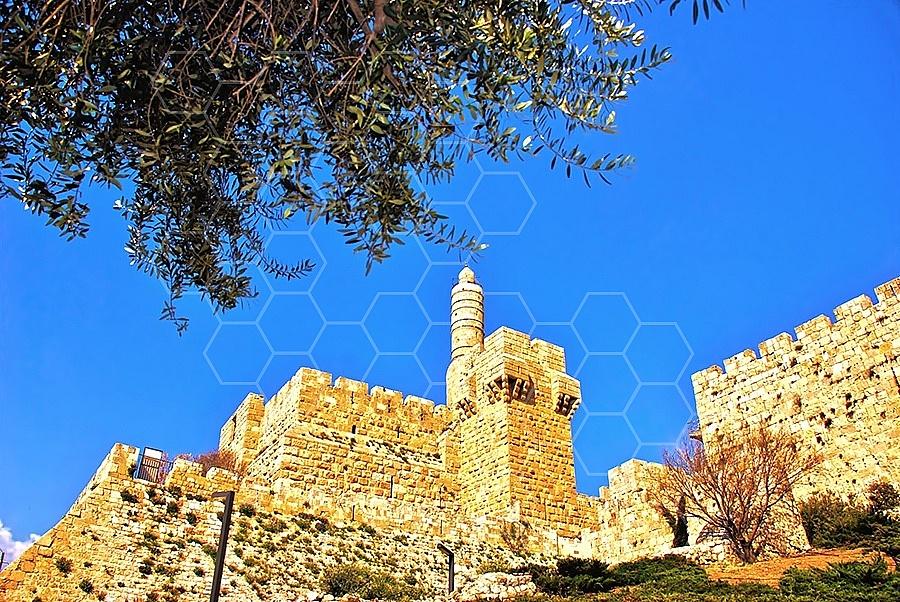 Jerusalem Old City David Tower 013