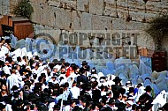 Kotel Priestly Blessing Birkat Kohanim 0002