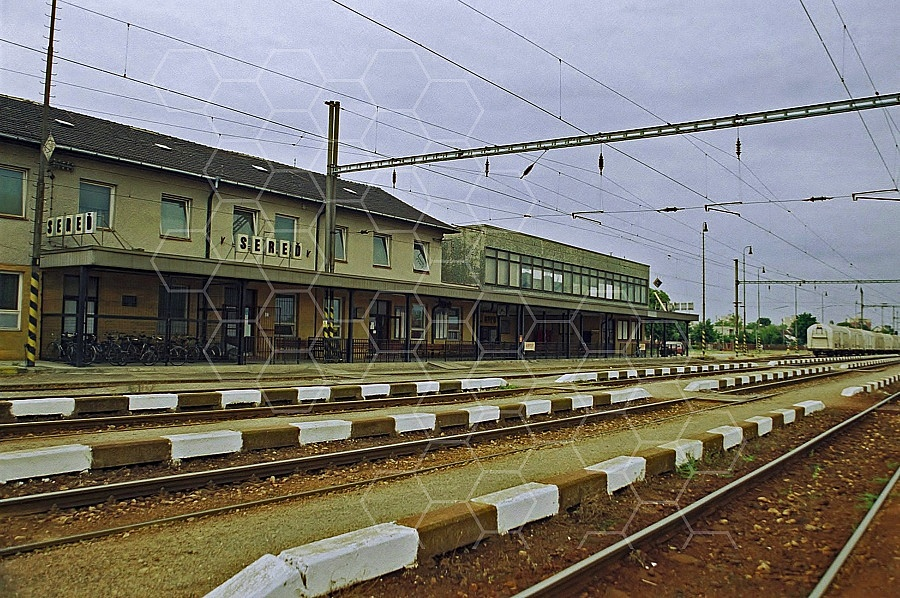 Sered Railway Station 0001