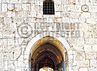 Jerusalem Old City Herods Gate 007