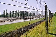 Dachau Barbed Wire Fence 0010