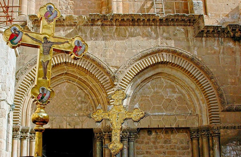 Jerusalem Holy Sepulchre View 008