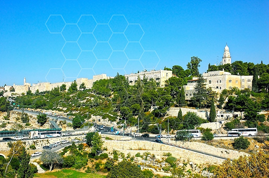 Jerusalem Mount Zion 016