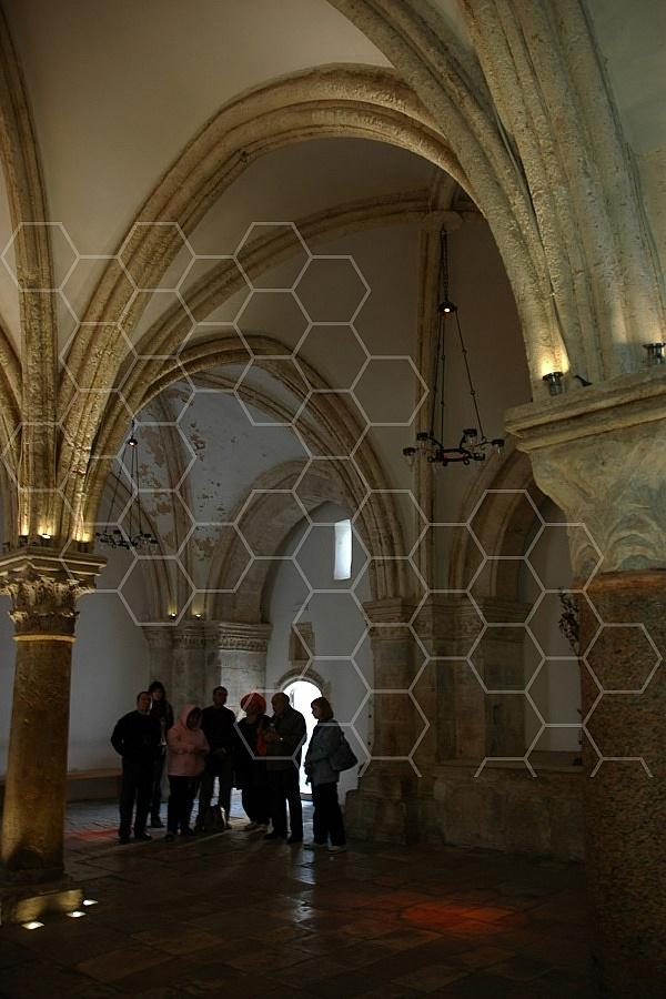 Jerusalem Coenaculum Upper Room 0008