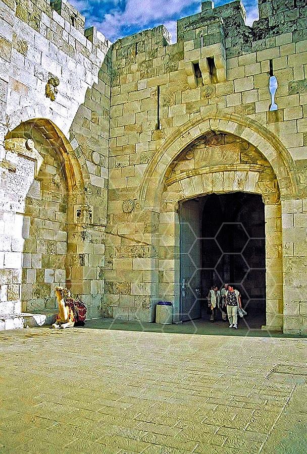 Jerusalem Old City Jaffa Gate 017