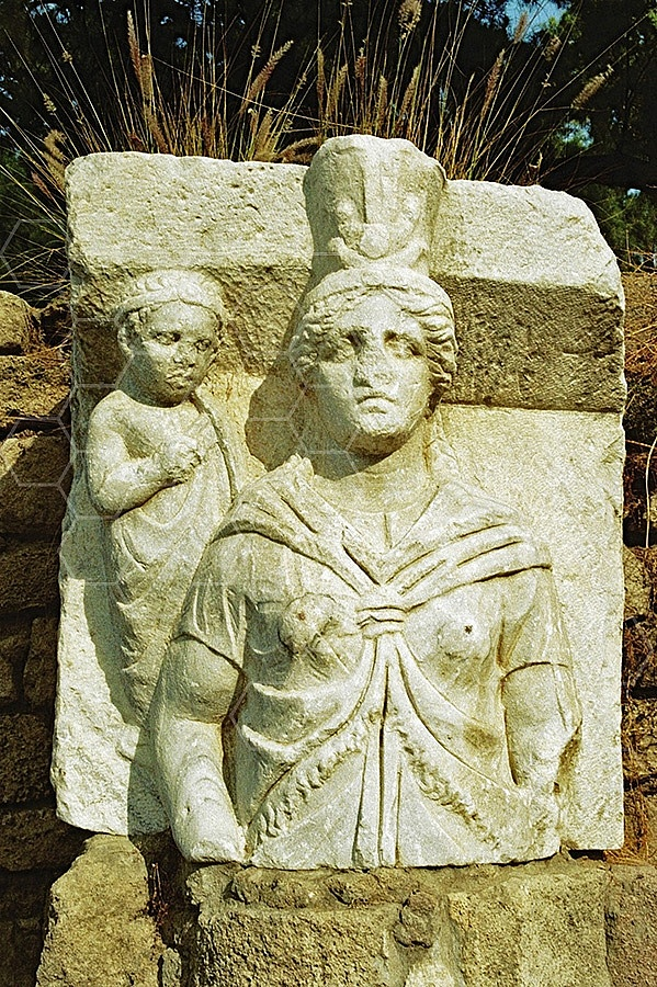 Ashkelon Roman Ruins 009