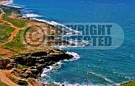 Achziv Aerial View 0001