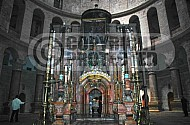 Jerusalem Holy Sepulchre Jesus Tomb 003